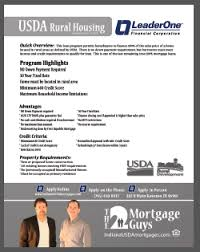Usda Rural Housing Development What Is A Usda Loan Indiana Usda Mortgages Indiana Usda Mortgages