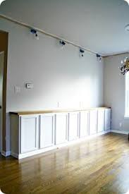Diy Built In Cabinets by Thrifty Decor How To Build Built Ins The Built Ins Were