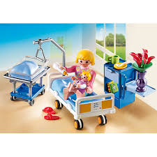 chambre playmobil chambre de maternité