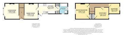 Gatwick Airport Floor Plan by 3 Bedroom Semi Detached House For Sale In Horley Road Redhill