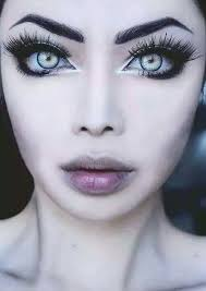 best 25 gothic makeup ideas on pinterest dark halloween makeup