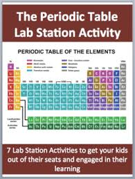 the periodic table lab answers the periodic table 7 engaging lab station activities by teach with