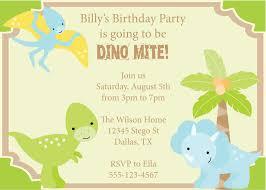 birthday invitation themes dinosaur birthday invitations ideas invitations ideas
