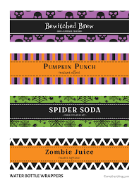 free printable halloween party pack it u0027s a mother thing