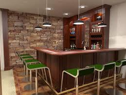 Design For Bar Countertop Ideas Interior Design Rustic Basement Bar Simple Ideas For Plus