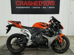 cbr600rr for sale 2008 honda cbr600rr for sale mn crashedtoys east bethel