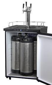 Edgestar Kc2000 Amazon Com Kegco K309ss 3hb Triple Faucet Digital Homebrew