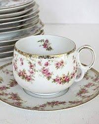 mz austria bridal antique moritz zdekauer mz austria tea cups bridal set 4 cup