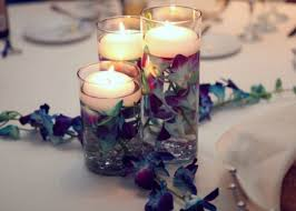 Vases With Flowers And Floating Candles Diy Submerged Orchid Floralyte And Floating Candle Attempt