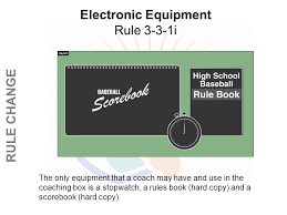 welcome baseball rules presentation ppt video online download