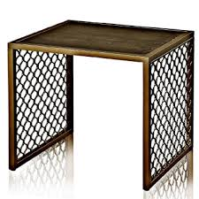 Iron Accent Table Braided Wrought Iron Accent Table Kirklands