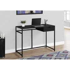 42 Inch Computer Desk Tribeca 42 Inch Espresso Glass Top Computer Desk Free Shipping