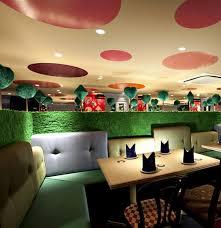 cool restaurant design inspired by alice in wonderland