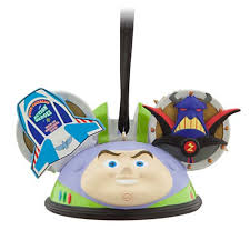 your wdw store disney ear hat ornament story buzz lightyear