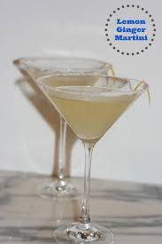 martini transparent background lemon ginger martini confident cook hesitant baker