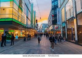 dortmund germany september 15 2017 shopping stock photo 724311541