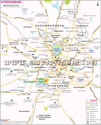 scc cus map hyderabad zoo route map hyderabad zoo map