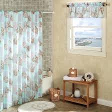 Sea Themed Shower Curtains Theme Curtains Themed Bathroom Window Curtains