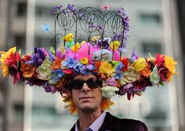 easter bonnets blooming marvelous easter bonnets helensgoodhairday