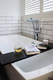 Tray For Bathtub Build Your Own Bath Table With Wine Glass Holders Love Create