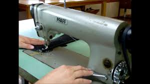 Sewing Machine Cabinets For Pfaff Pfaff 463 Industrial Sewing Machine With Table Sews Leather
