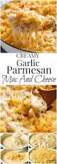 thanksgiving mac and cheese recipe creamy garlic parmesan mac and cheese cafe delites