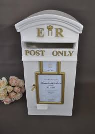 wish box wedding wedding royal mail post box wishing well hire wedding wish