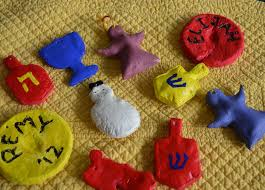 how to make kid friendly salt dough ornaments for the holidays
