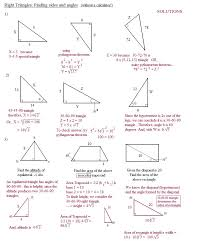 math plane right triangle review