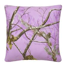 Purple Sofa Pillows by Realtree Ap Lavender Camouflage Bedding Cabin Place