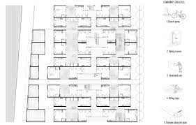 Scaled Floor Plan Shannon Qin Architecture Design Comprehensive