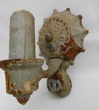 Sconce With Outlet Victorian Sconce Ebay