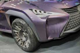 lexus ux concept japanese university unveils battery less electric vehicle