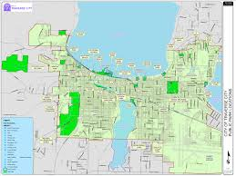 Map Of Bay City Michigan by Parks And Recreation Division City Of Traverse City