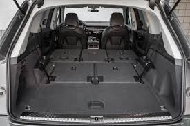 how many seater is audi q7 2017 audi q7 review autoweb