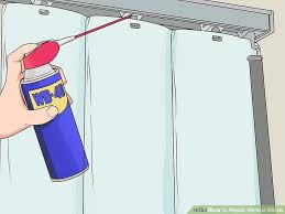 Vertical Blind Carrier 3 Ways To Repair Vertical Blinds Wikihow