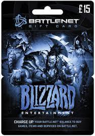 battlenet prepaid card battlenet 15 gbp gift card cd key key cdkeys