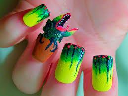 best nail art ever threadless blog