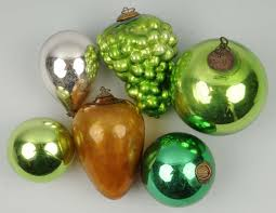 how much are glass ornaments worth
