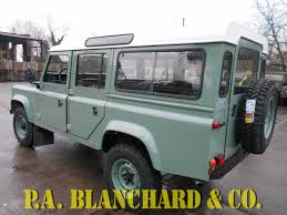 land rover wolf vehicles for sale