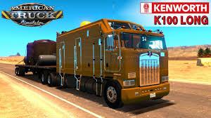 t2000 kenworth truck parts kenworth american truck simulator mods ats mods
