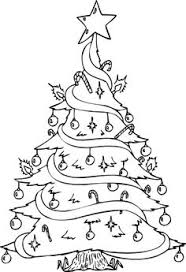 christmas tree coloring page printable fill it with x and os for a cross stitch looking fine motor