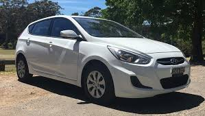hyundai accent hyundai accent active hatch 2017 review carsguide