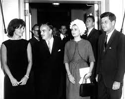 ar6607 f president john f kennedy and first lady jacqueline