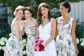 wedding and bridal dresses win 3 donna bridesmaid dresses for your