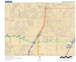 Maps Okc Oklahoma Highways Us Route 77 Oklahoma City Area