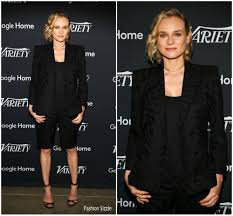 Fashion Sizzlers Archives Fashionsizzle by Diane Kruger In Givenchy At Variety U0027s Actors On Actors Awards