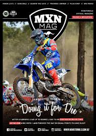 motocross racing schedule 2015 mxn mag round 3 by mx nationals issuu