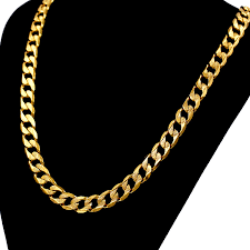 gold necklace hip hop images Hip hop chunky long gold chain jpg