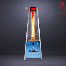 Lava Heat Italia Patio Heater by Lava Heat Italia Replacement Glass Tube